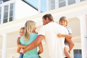 bigstock-Young-Family-Standing-Outside--13915097