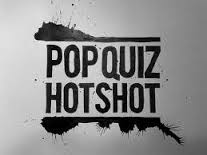 Pop Quiz Hotshot - 80's and 90's Action Movies